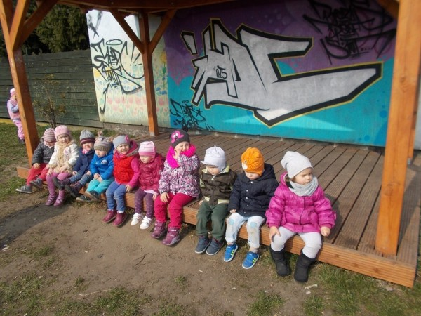 Dzieci w wieku przedszkolnym