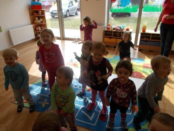 Dzieci w przedszkolu 2