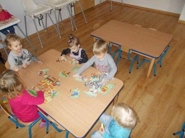 Dzieci w trakcie zabawy 3
