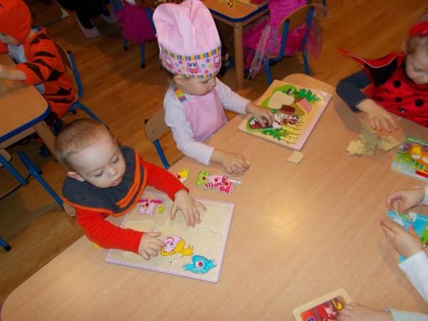 Dzieci w trakcie zabawy 7